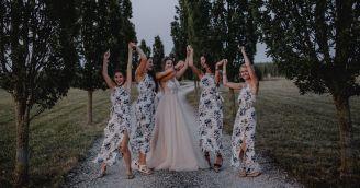 BeWooden - Jak na svatební program, který hosty nebude nudit?