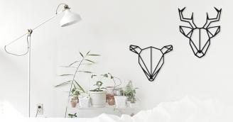 BeWooden - Domov jako kancelář: Minimalistka radí