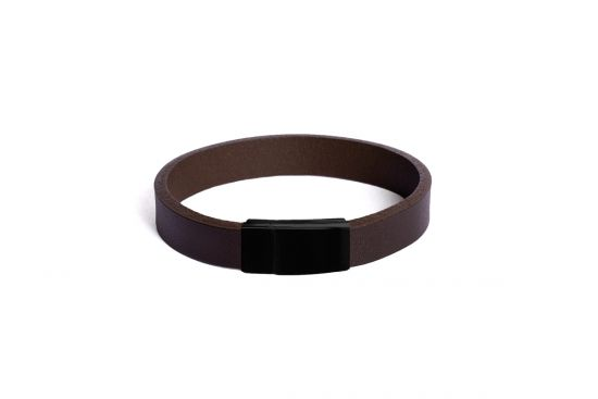 Brunn Leather Bracelet Thin