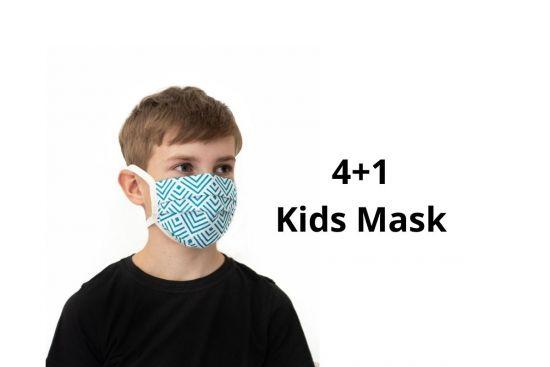 4+1 Kids Mask