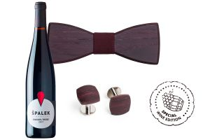 Red Wine Men Set
