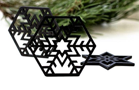 Vánoce s vůní dřeva