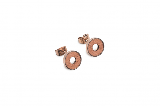 Rea Earrings Circle