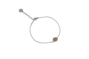 Argenti Hexagon Bracelet
