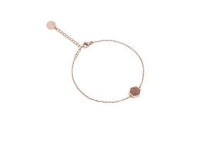 Lumen Hexagon Bracelet