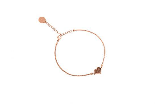 Rea Bracelet Heart