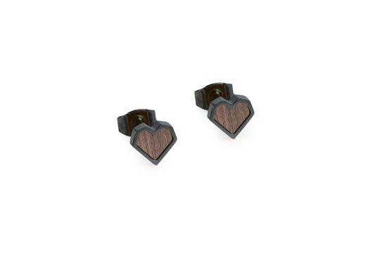 Apis Nox Earrings Heart