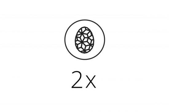2x Easter Set