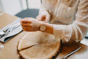 Diamond Aurum Watch
