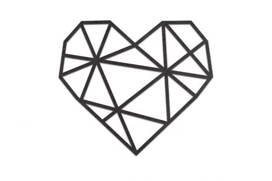 Heart Siluette