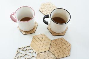 Deco Coasters