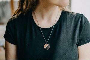 Rea Necklace Medallion